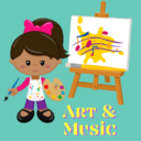 Music & Art (Ages 3-5) – SUMMER